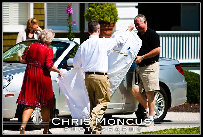Christina & Dan's Wedding on Jekyll Island
