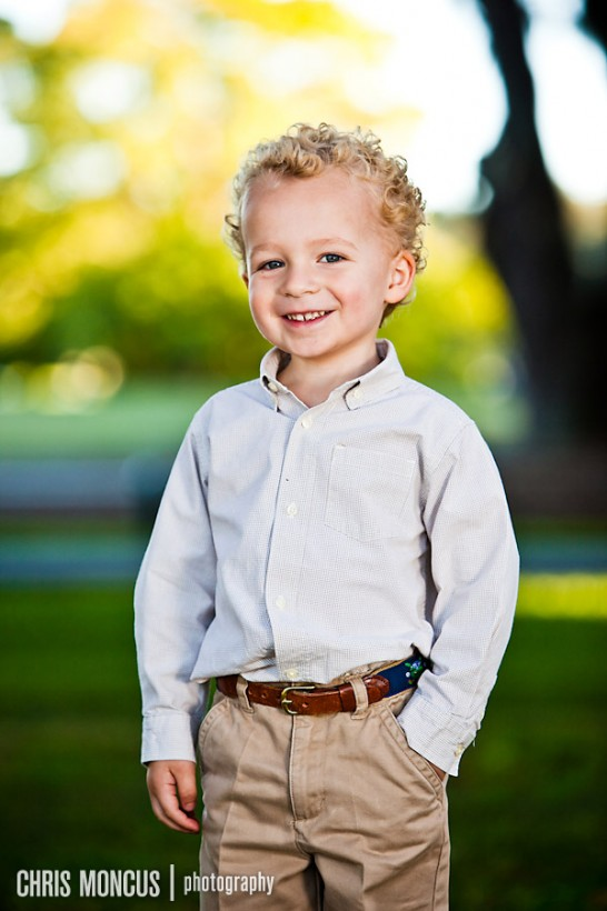 Bennett's 3 Year Old Session