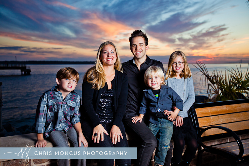 VanBoxel Family (Jimmy) on St. Simons Island at the Pier (4)
