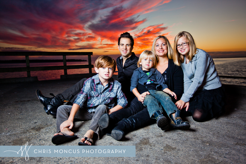 VanBoxel Family (Jimmy) on St. Simons Island at the Pier (5)