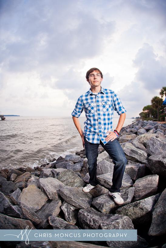 Cameron Cook Senior Portraits St Simons Island (5)