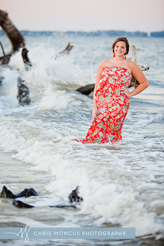 Jekyll Island Senior Portrait Session at Driftwood Beach and Historic District (13)