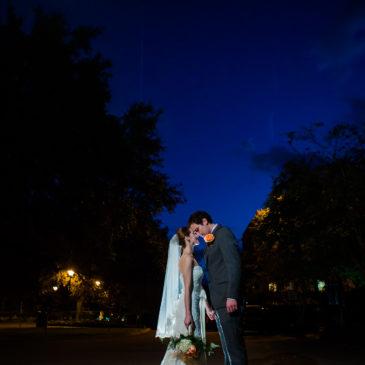 Savannah Wedding at Davenport House Museum